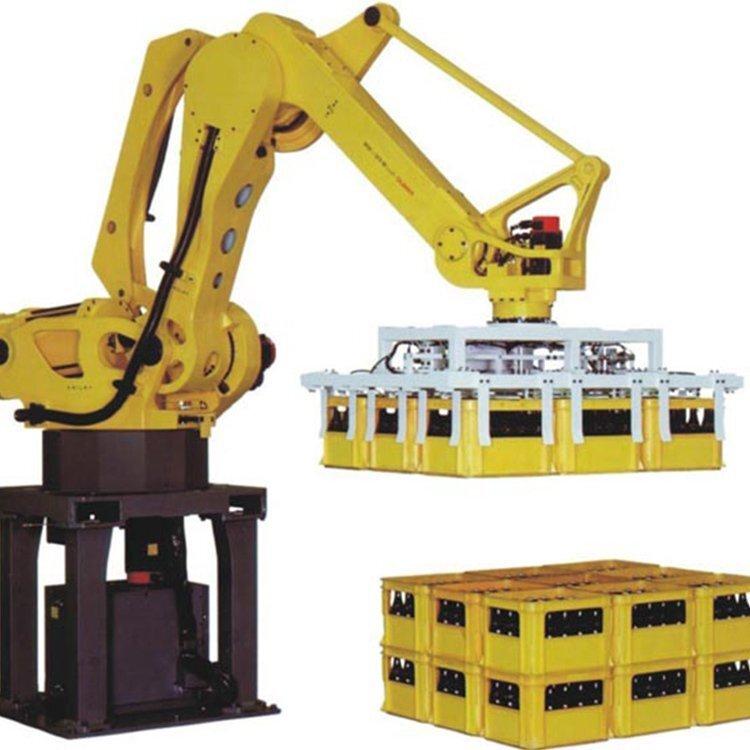 使用码垛机器人包装设备的十个优势(一)