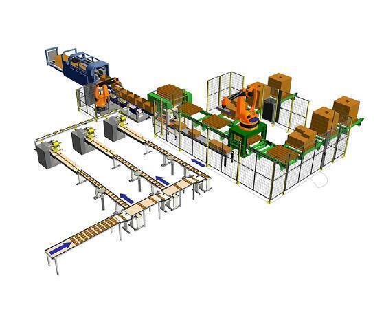 优化码垛机包装线的5种方法