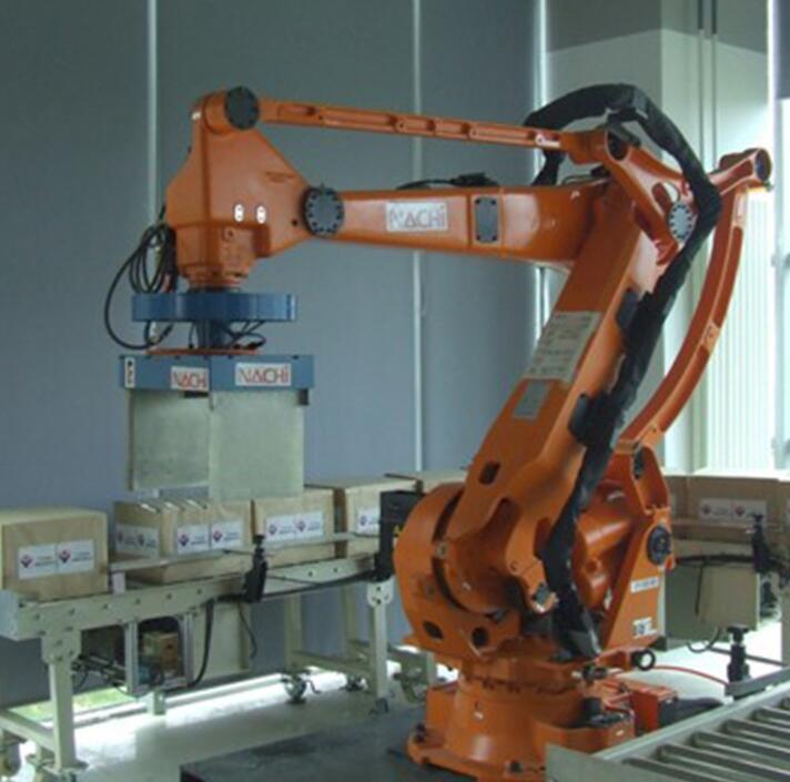 码垛机器人在工业码垛生产中的重要作用