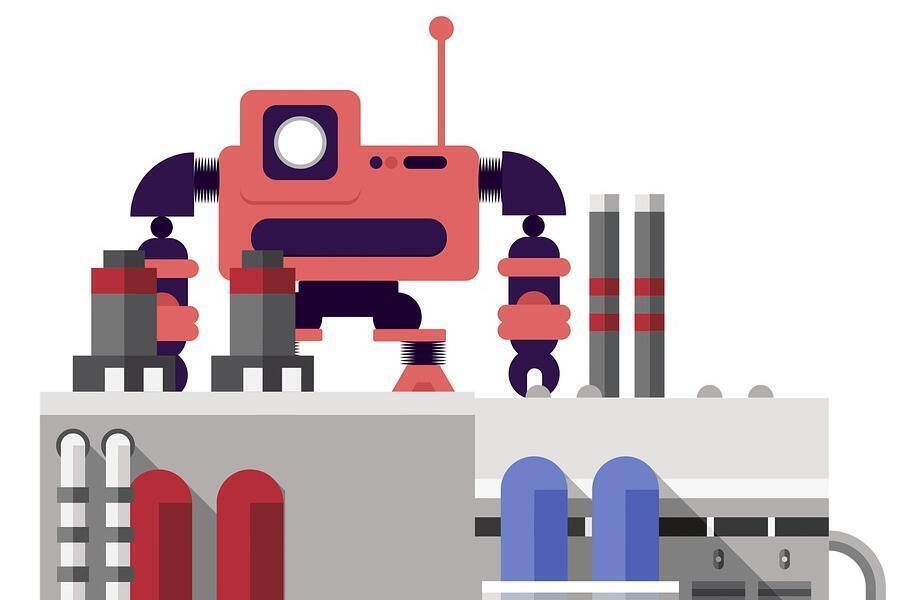 国产码垛机器人的出现将加快机器换人步伐