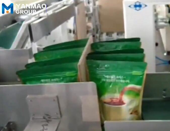 食品包装机械走多元化高档线路发展